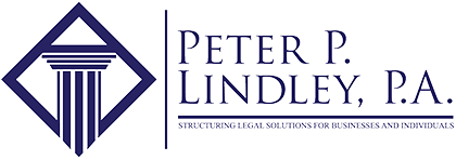 Peter P. Lindley, P.A.  logo